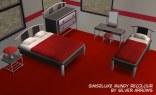 mundyblackredbedroom