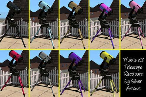 e3 Telescopes