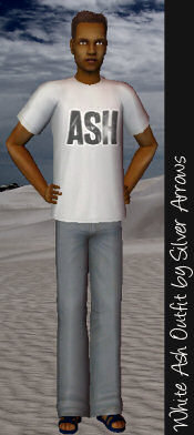 White Ash Outfit