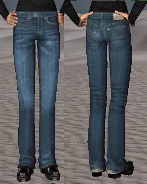 Aikea's Jeans