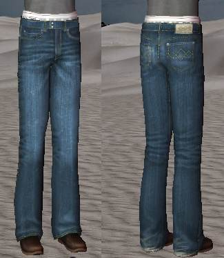 Maxis Jeans