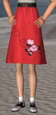 Maxis Skirt
