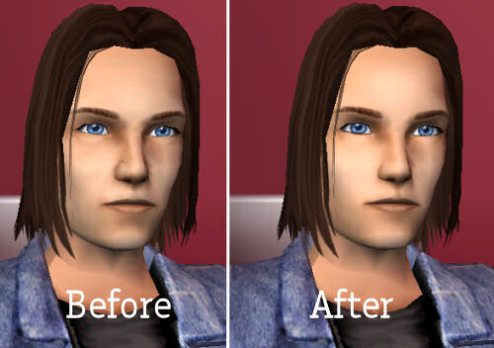 Younger Skin for Adult Males