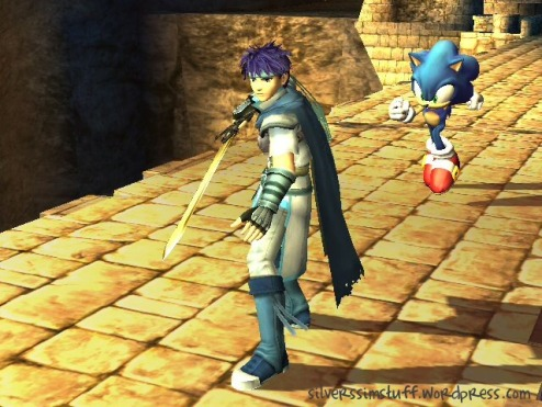 ike and sonic