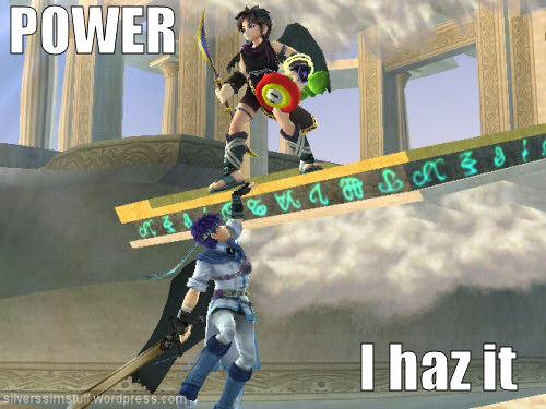 Power - I haz it