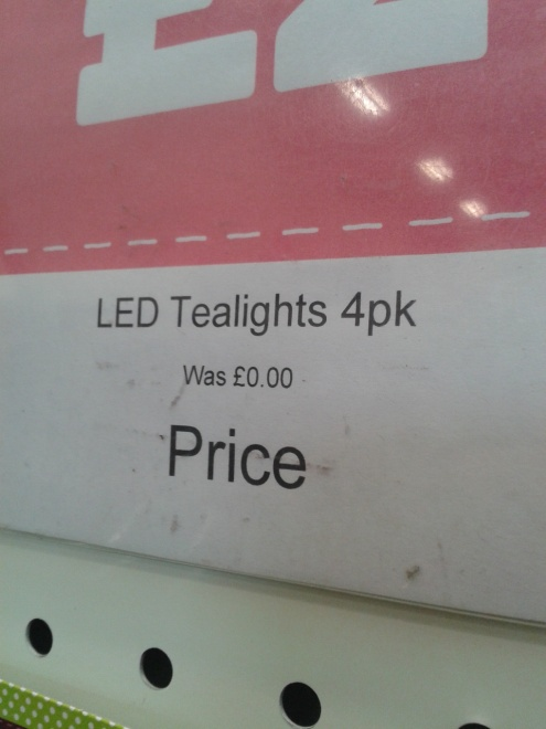 was £0.00